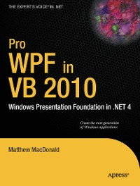 Cover Pro WPF in VB 2010