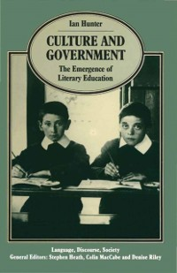 Cover Culture and Government