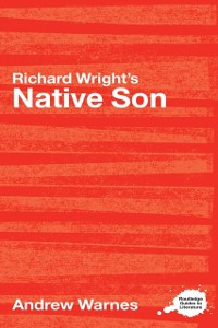 Cover Richard Wright's Native Son