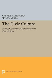 Cover The Civic Culture