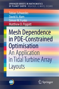 Cover Mesh Dependence in PDE-Constrained Optimisation