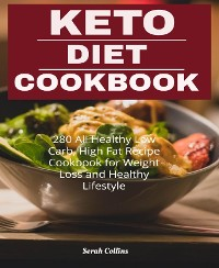 Cover Keto Diet Cookbook