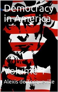 Cover Democracy in America — Volume 1