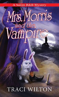 Cover Mrs. Morris and the Vampire