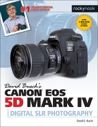 Cover David Busch's Canon EOS 5D Mark IV Guide to Digital SLR Photography