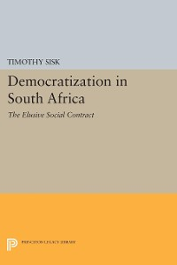 Cover Democratization in South Africa