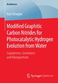 Cover Modified Graphitic Carbon Nitrides for Photocatalytic Hydrogen Evolution from Water