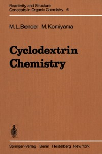 Cover Cyclodextrin Chemistry