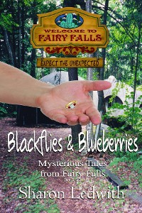 Cover Blackflies and Blueberries