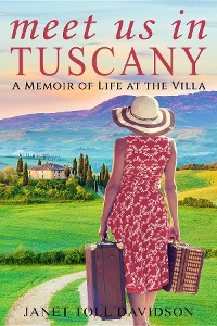 Cover Meet Us in Tuscany