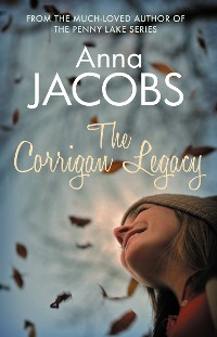 Cover The Corrigan Legacy