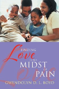 Cover Finding Love in the Midst of Pain