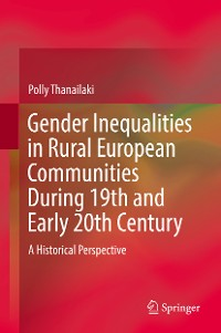 Cover Gender Inequalities in Rural European Communities During 19th and Early 20th Century