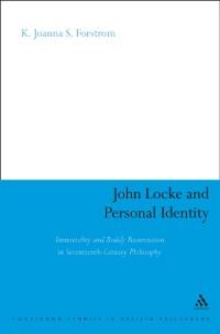 Cover John Locke and Personal Identity