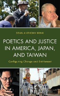 Cover Poetics and Justice in America, Japan, and Taiwan