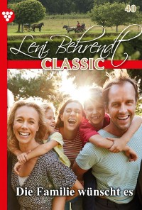 Cover Leni Behrendt Classic 40 – Liebesroman