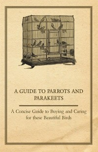 Cover Guide to Parrots and Parakeets - A Concise Guide to Buying and Caring for These Beautiful Birds