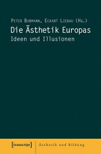 Cover Die Ästhetik Europas