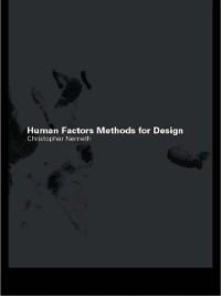 Cover Human Factors Methods for Design