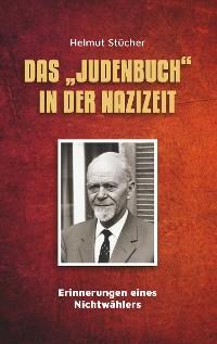 """Cover Das """"Judenbuch"""" in der Nazizeit"""