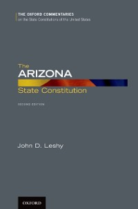 Cover Arizona State Constitution