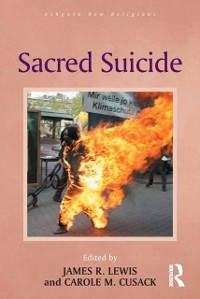 Cover Sacred Suicide
