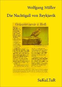 Cover Die Nachtigall von Reykjavík