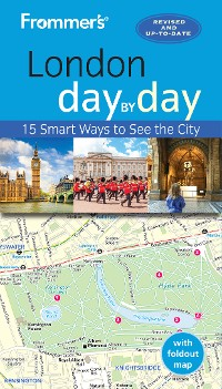 Cover Frommer's London day by day
