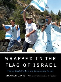 Cover Wrapped in the Flag of Israel