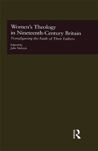 Cover Women's Theology in Nineteenth-Century Britain