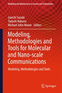 Cover Modeling, Methodologies and Tools for Molecular and Nano-scale Communications