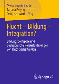 Cover Flucht – Bildung – Integration?