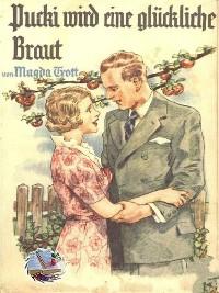 Cover Pucki wird eine glückliche Braut (Illustriert)