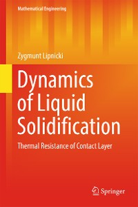 Cover Dynamics of Liquid Solidification