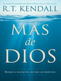 Cover Más de Dios / More of God