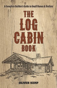 Cover The Log Cabin Book
