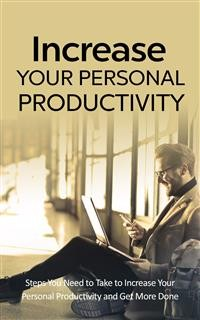 Cover Increase Your Personal Productivity