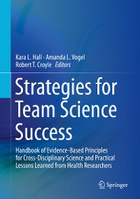 Cover Strategies for Team Science Success