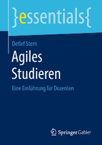Cover Agiles Studieren