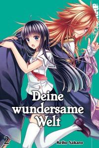 Cover Deine wundersame Welt - Band 2