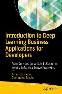 Cover Introduction to Deep Learning Business Applications for Developers