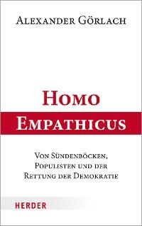 Cover Homo Empathicus