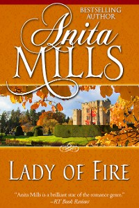 Cover Lady of Fire