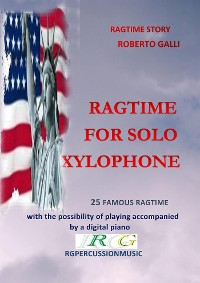 Cover Ragtime For Solo Xylophone