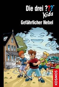 Cover Die drei ??? Kids, 80,Gefährlicher Nebel (drei Fragezeichen Kids)