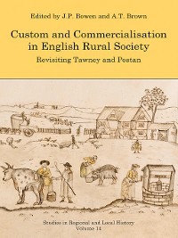 Cover Custom and Commercialisation in English Rural Society