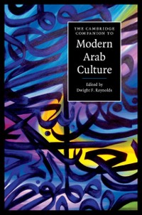 Cover Cambridge Companion to Modern Arab Culture