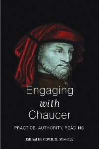 Cover Engaging with Chaucer