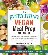 Cover Everything Vegan Meal Prep Cookbook