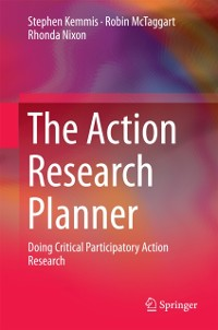 Cover Action Research Planner